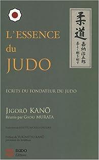 L'Essence du Judo par Jigoro Kano