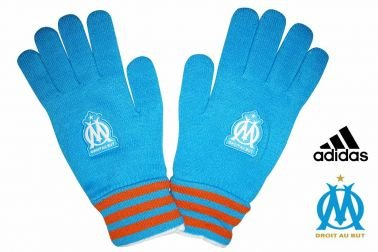 fan products of Olympique Marseille Crest Gloves