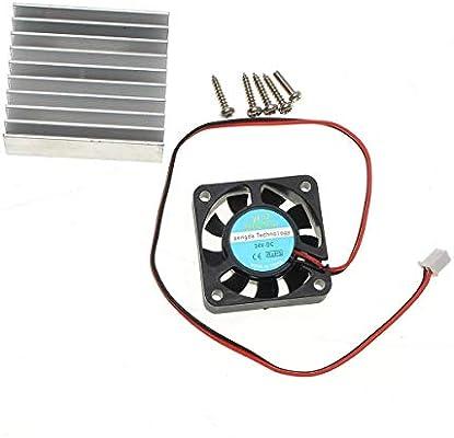 Kit Compatible con Arduino 5pcs Original disipador de Calor Hiland ...