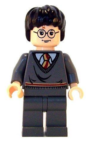 Harry Potter (Gryffindor Torso, LF) - LEGO Harry Potter Figure
