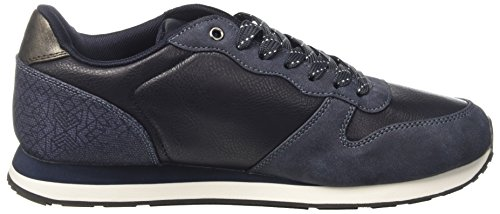 WILYS4181W7/YH1, Sneakers Basses Homme - Gris - Gris (Dark Grey DKGR), 44 EU EUU.S.Polo Association