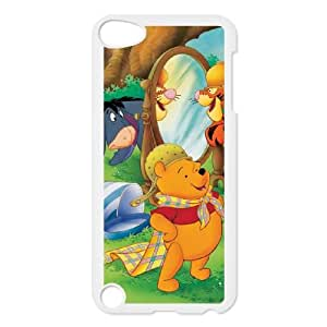 iPod Touch 5 Case White Many Adventures of Winnie the Pooh NTUHEPB22499 Metro Pcs Phone Cases