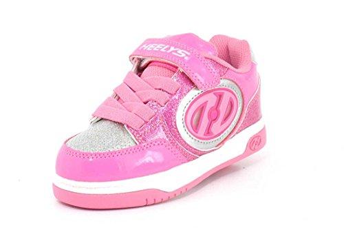Heelys X2 Plus Lighted Schuhe rosa Mädchen Pink