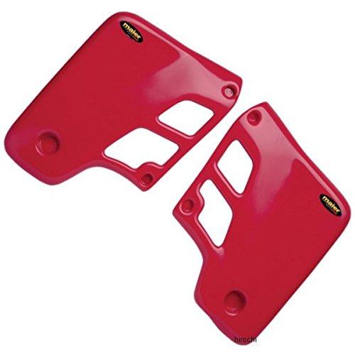 メイヤー maier ラジエーターシュラウド 86年-88年 CR500R 赤 M60015R 600152   B01LYO7L0V