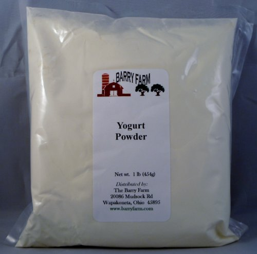 Barry Farm Yogurt Powder, 1lb.
