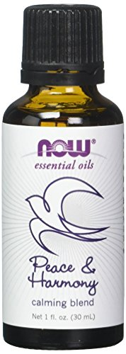(Now Foods Peace & Harmony Oil Blend 1 oz (Pack of 2))
