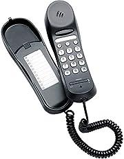 Emporia TS1 compacte draadloze telefoon zwart