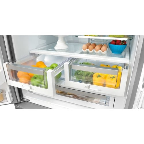 Electrolux EI23BC80KS IQ-Touch 22.6 Cu. Ft. Stainless Steel Counter Depth French Door Refrigerator - Energy Star by Electrolux (Image #7)