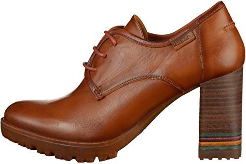 Connelly i18 Marron W7m brandy Pikolinos Femme Brandy Escarpins PqA474
