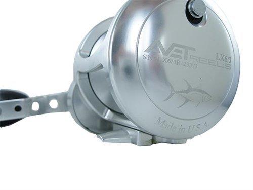 Avet LX6/3S Lever Drag Conv.Reel