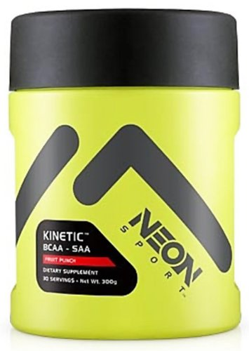 Neon Sports - Kinetic BCAA SAA Fruit Punch 30 Portions - 300 grammes