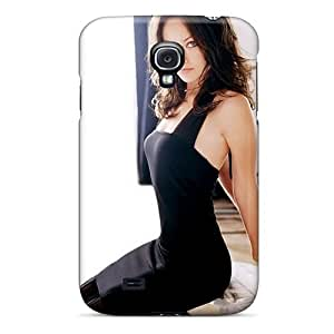 New Style DaMMeke Hard Case Cover For Galaxy S4- Olivia Wilde