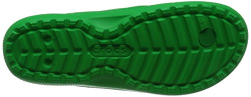 Crocs Klassiska Flip Flop Gräs / Grönt M7