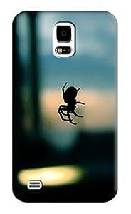 Spider Hard Back Shell Case / Cover for Samsung Galaxy S5 wangjiang maoyi