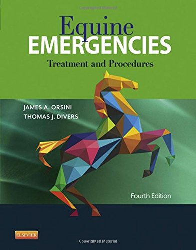 Equine Emergencies Treatment and Procedures
