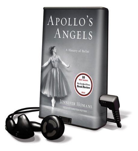 Apollo's Angels (Playaway Adult Nonfiction)
