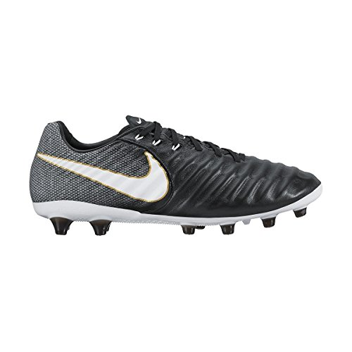 Nike Herren Tiempo Legacy Iii Ag-Pro Fußballschuhe Schwarz