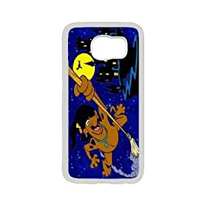 Cute Dog Scooby-Doo Protective Case 18 For Samsung Galaxy S6 At ERZHOU Tech Store