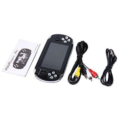 - Lovescenario Pap-gameta II Portable Handheld Retro Game Console Game Player Built in 3000 Games 64 bits