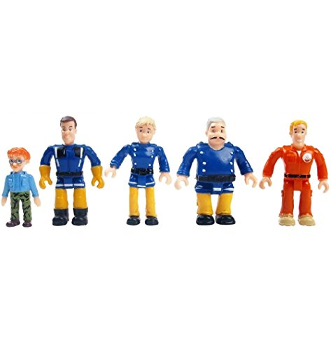 Make Your Own Minion Costume (FUNERICA Set of 5 Fireman & Family Figures)