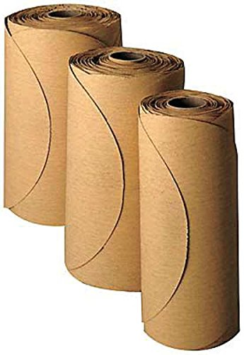 3M 01361 Stikit Gold 6'' P120 Grit Film Disc Roll by 3M (Image #1)