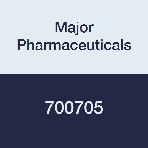 Major Pharmaceuticals 700705 Colace Docusate Sodium Stool Softener Caplet, 100 mg, 100 Caplet