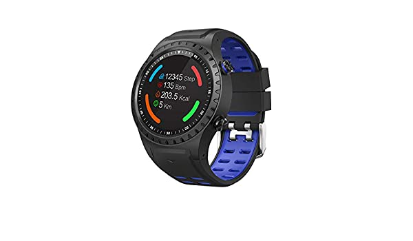 Tarjeta LEMFO M1 Sports Smart Watch GPS Full Circle Capacitiva ...