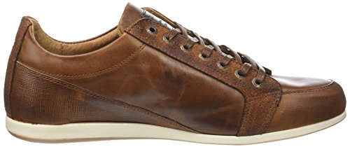 Marrone cognac High Top Walkin Redskins Sneakers xqgwZCqI