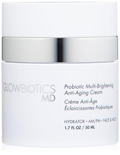 Glowbiotics MD Probiotic Multi-Brightening Anti-Aging Firming Face Cream, 1.7oz