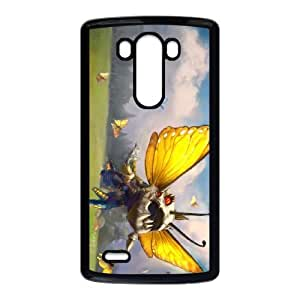 Kog Maw League of Legends LG G3 Cell Phone Case Black Exquisite gift (SA_562082)