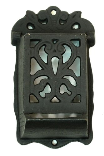 Heavy Cast Iron Match Holder Set of 2-0170S-07671