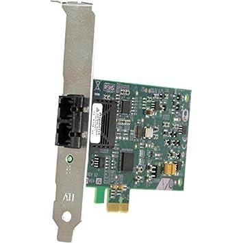 AT-2711FX//SC-901 PCI EXPRESS X1 FIBER 100BASE-FX NETWORK ADAPTER