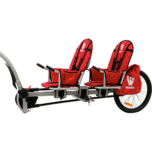 Review Weehoo iGo 2 Bike Trailer