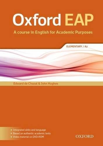 Download Oxford EAP: Elementary/A2: Student's Book and DVD-ROM Pack ebook