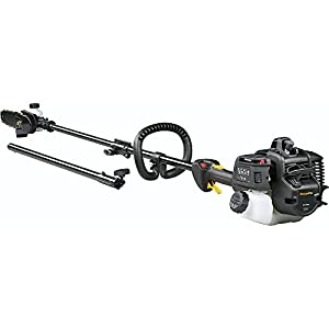 Poulan Pro 967089801 28cc 2 Stroke Gas Powered Straight Shaft Pole Saw/Trimmer Combo