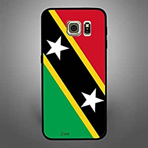 Samsung Galaxy S6 Saint Kitts Flag
