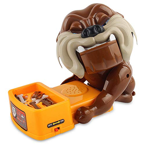 BOLLAER Funny Games Beware of The Dog Don't Wake The Dog Toys, Beware of Barking Dog Prank Toy Gift Board Game for Kids Family Party