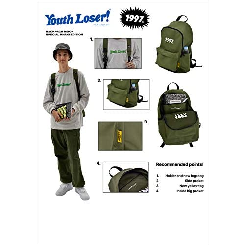 YouthLoser 1997 BACKPACK MOOK SPECIAL 付録