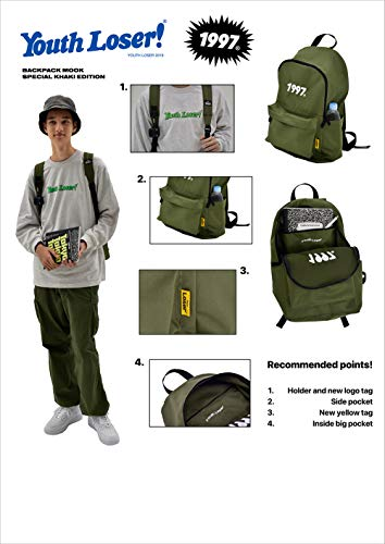 YouthLoser 1997 BACKPACK MOOK SPECIAL 画像 B