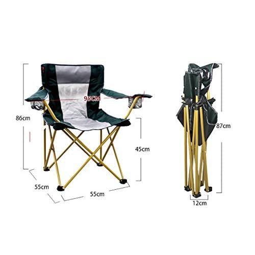 Chaise Pliante De Camping Extrieure Loisirs Pche Portative
