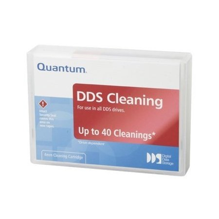 CDMCL - Certance - 1 x DAT - DDS-2, DDS-3, DDS-4, DAT 72, DDS-DC - cleaning cartridge by Quantum