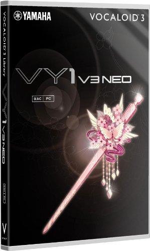 YAMAHA VOCALOID 3 Library VY1V3 NEO (VY1V3NJP)