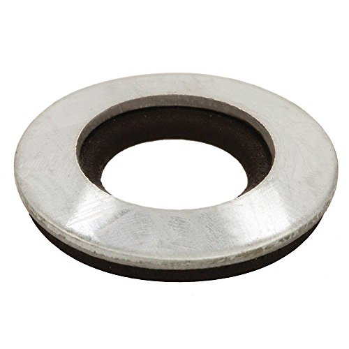 5/16 in. Galvanized Bonded Sealing Washers (4-Pieces) -  Crown Bolt, 89268