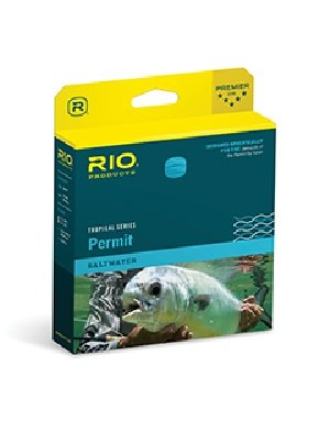 (RIO Products Fly Line Permit Wf10F, Sand-Aqua-Blue)