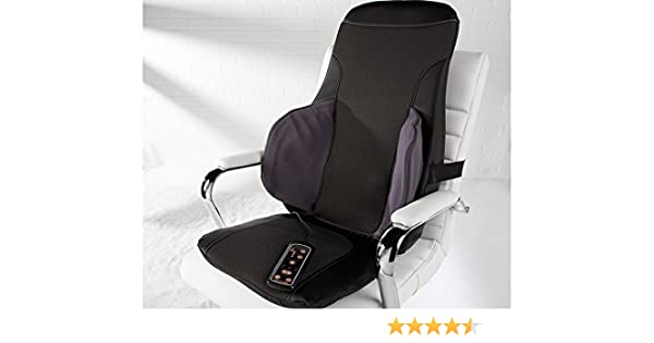 Amazoncom Sharper Image Compression And Shiatsu Massage Cushion
