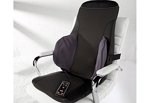 Sharper Image Compression and Shiatsu Massage Cushion For Sale