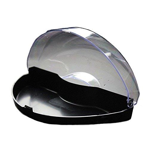 Water Sports - Swimming Glasses Box Plastic Glasses Box Unisex Swim Goggles Protective Box - (Escapade Backpack)