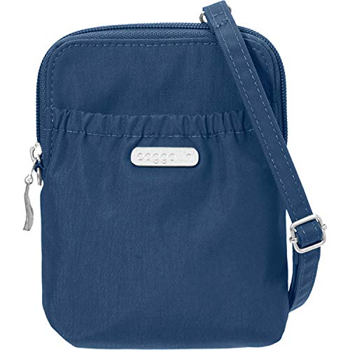 Baggallini Bryant Pouch (Pacific/Cloud, Pack of 1)