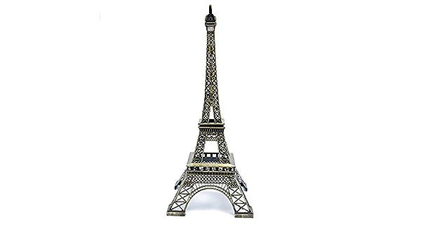 Decoración para el hogar estilo vintage Torre Eiffel modelo ...