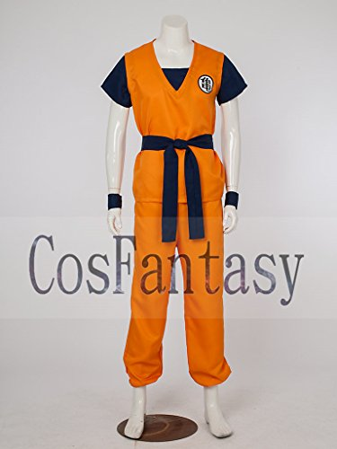 CosFantasy Unisex Cosplay Son Goku Turtle senRu Costume mp002565 (Goku Costumes Adult)